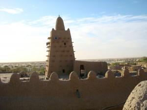 Mosquée Tombouctou